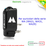 ADATTATORE BLUETOOTH WIRELESS MIDLAND AURICOLARI RADIO WA DONGLE K KENWOOD C1199.01
