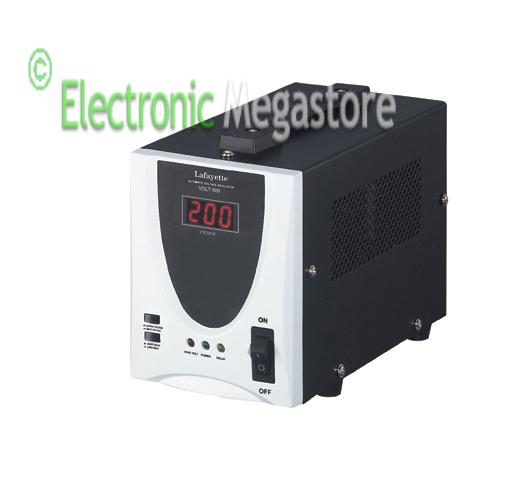 Stabilizzatore di tensione e corrente scudo avr 500 va ebay - La finestra lafayette ...