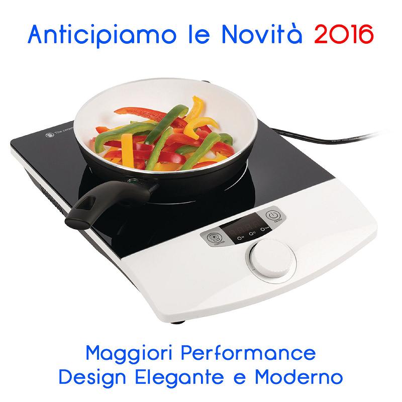 Piastra a induzione da w nuova edizione 2016 piano - Piastra a induzione portatile ...